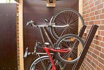 Przechowywanie rowerow