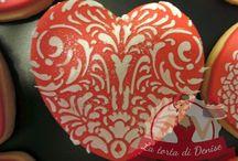 La torta di Denise-Cookies