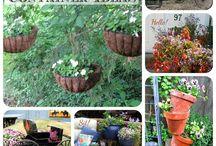 Ideas para un jardin  / null