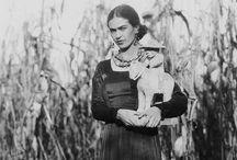Sólo Frida  / Dedicado sólo a ella, una mujer excepcional y talentosa. Más que inspiración es admiración