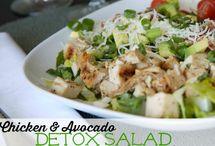 Salads go Savvy / by Diane Hegarty