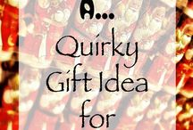 Present Ideas / Ideas on what to buy your loved ones for Christmas, Birthday or any special occasion. Gift Ideas.