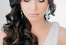 Wedding hair / by Molly Mishay