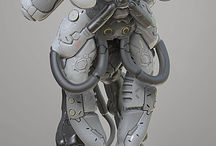[Mech] Big robots, mecha
