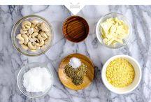 Vegan  Cheese / All things vegan cheese & their recipes