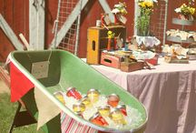 PARTY IDEAS / by Farmhouse Dee