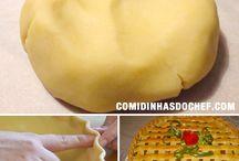Culinária - Torta