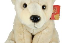 Realistic Soft Toys / Our realistic collection contains more traditional soft toys, designed to look like the real animal as you would see them in the wild.