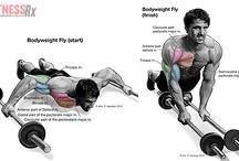 Trening - chest