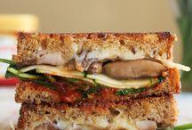 THE Sandwich / by Gilberto Caro