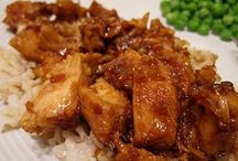 Recipes-Chinese Food / by Sharon Lay-Jones
