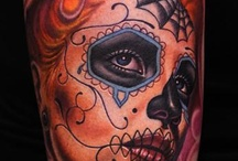 Awesome Tattoos / by Sean Curtis