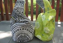 Bags, bags & more bags!! / by MaryEllen Bartell-Edwards