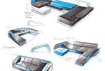 création de modèle de sofa