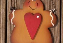 Gingerbread Love / For the gingerbread lover