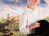 VOW UNBROKEN / Book One begins the family saga that spans a century and five generations. In the historical Christian Texas Romance series set in 1832, Sue Baylor is in a tither after her local buyer tries to bilk her. She's missed the Neighbors' wagon train now, and there's no one left to help her get her cotton crop to market in Jefferson except that Henry Buckmeyer! He's got a bad reputation for drinking too much and being lazy. He still lives with his Mama, for Heaven's sake! But what else can she do?