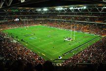 State of Origin - Qld vs NSW