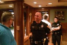 Pizza with the Police - Bertucci's / Thanks to management of Bertucci's, for the opportunity for a great community partnershiip!!