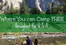 Campsites free
