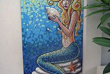 Mermaid Mosiac