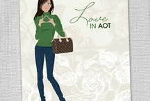 Love in AOT / by Kirsten