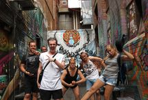 The fun never stops at United / Follow us on our adventures around Melbourne!