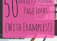 Fresh Start - Journaling / Bullet Journaling