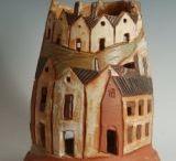 keramika domy