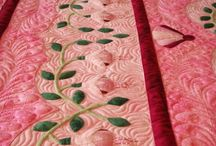 Longarm quilting ideas / by Miriam Langford