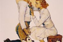 10 Norman Rockwell