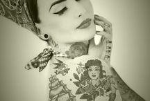 retro tatoo
