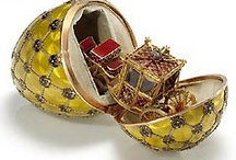 Art ~ Faberge Designs / by Wine Country Woman