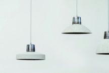 Cement lámpák