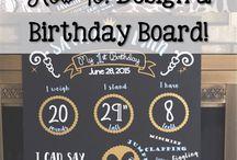 Birthdays for Ayden