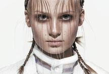 A/W Hair Trend- WET LOOK / How to make the Wet look commercial