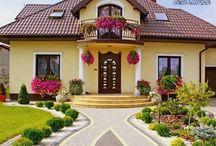 wejście domu