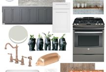 Charcoal kitchen