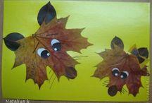 Crafts- Fall