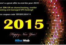 Web Hosting Offers / Update on the amazing web hosting offers presented by MilesWeb!