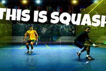 My fav sport Squash