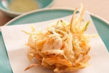 Japanese Food is Tempting Tempura