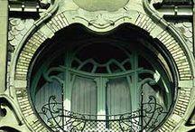 Moodboard: Art Nouveau