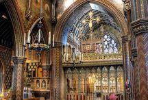 Templomok, katedrálisok
