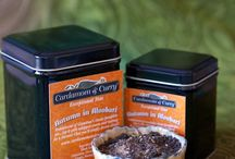 """Tea Gifts! / Perfect Tea Gifts! Loose Hand-Crafted Teas by Cardamom & Curry only using """"Ingredients of Integrity"""", blended with care!"""