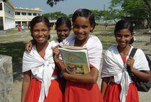 Immagini dal Bangladesh / Attività e protagonisti di Rishilpi International