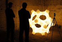 Illuminated Funiture - Derlot Editions / Creating another dimension to furniture by adding light