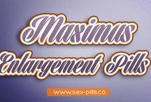 Maximus Enlargement Pills