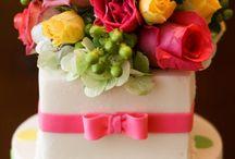 Wedding Cakes by Patty Cakes