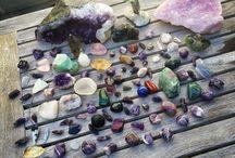 Stones, Crystals, Geodes, Minerals