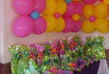 globos / figuras con globos